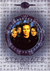 Stargate SG1 - Seizoen 1
