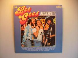 LP Bee Gees - Massachusetts