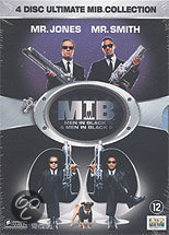 Men in Black 1 & 2 (4DVD) (mib)
