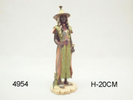 AFRICA PEUL WARRIOR/HOED-62 (4954)