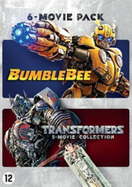 Transformers 1-5 - Bumblebee box