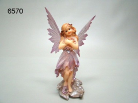 ELFJE ROZE GLITTER/18CM/65 (6570)