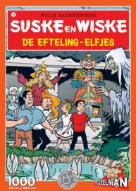 Legpuzzel Puzzelman Suske en Wiske De Efteling Elfjes