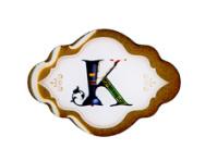 Efteling Alfabet letter k