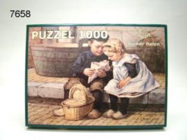 OT EN SIEN/PUZZEL SUIKER HALEN (7658)