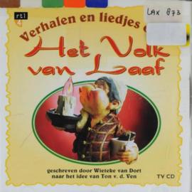 dvd en cd van de efteling
