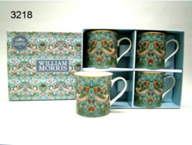 STRAWBERRY THIEF/MOKKENSET (3218) (WILLIAM MORRIS)