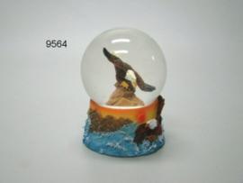 ADELAAR/PS/WATERBOL/4/65MM (9564)