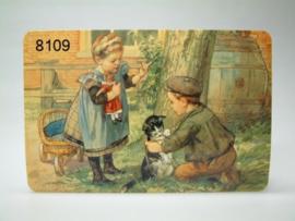 OT EN SIEN PLACEMAT (8109)