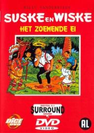 Suske & Wiske 9 - Het Zoemende Ei