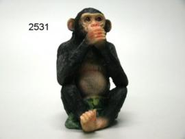 AAP PS/CHIMP/ZWIJGEN/11CM (2531)