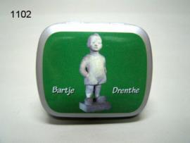 BARTJE/BLIKJE MET PEPERMUNT (1102)