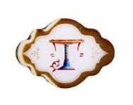 Efteling Alfabet letter t