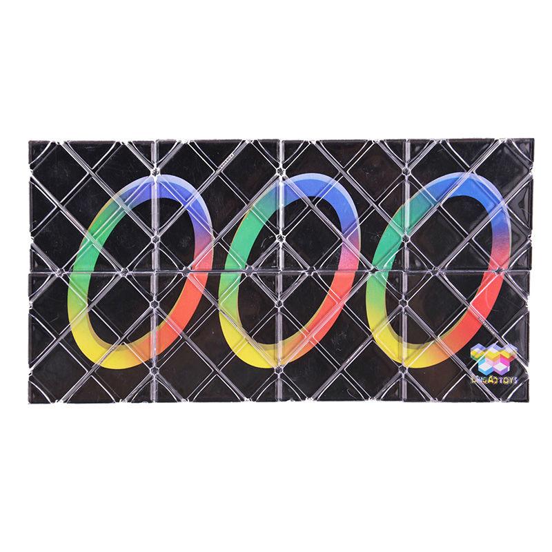 8 Panelen Kubus Puzzel