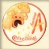 Efteling Actie Pins 2005 Appelsientje Holle Bolle Gijs
