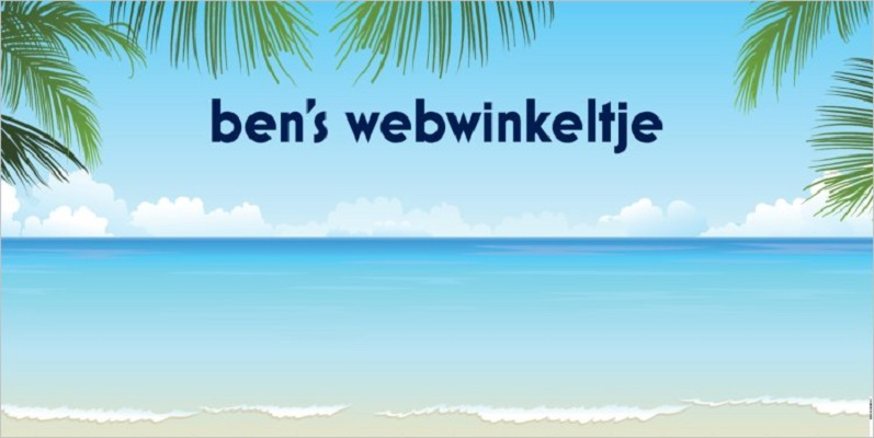 ben's webwinkeltje