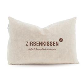 ZirbenKussen - einfach himmlisch träumen  - 30x20 cm