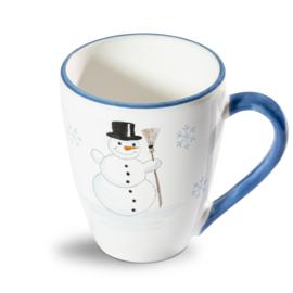 Winterbeker sneeuwpop - 0,3 l