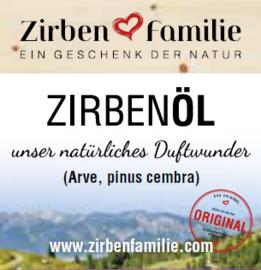Zirbenolie 20 ml