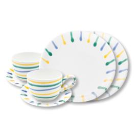 Ontbijt voor twee set - Buntflammt cadeauverpakking