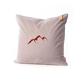 Zirben kussen Alpenwelt - 40 x 40 cm