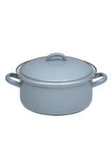 Lage pan klassiek grijs - 1,5 l