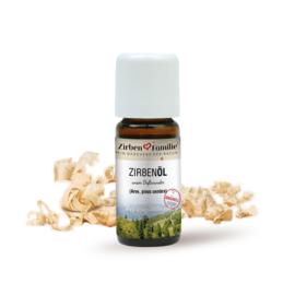 Originele Zirben olie 10 ml