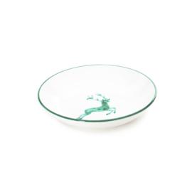 Soepbord Hert groen - 20 cm