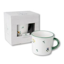 Koffiebeker - Alpenbloemen cadeauverpakking
