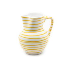 Kan Weense vorm Geflamm geel - 1 l