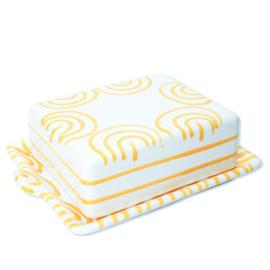 Botervloot Geflammt geel - 250 gram