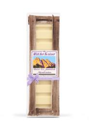 Witte chocolade met Alpenkruiden