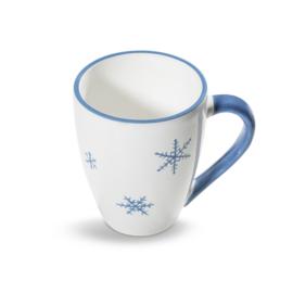 Koffiebeker Max Sneeuwkristal puur - 0,3 l