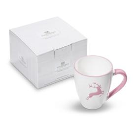 Koffiebeker Max Hert roze - 0,3 l