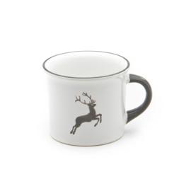 Koffiebeker Hert grijs - 0.24 l