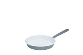 Omeletpan klassiek  grijs - 22 cm