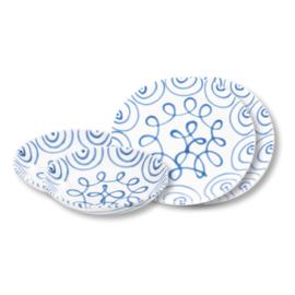 Diner voor twee set- Geflammt blauw cadeauverpakking