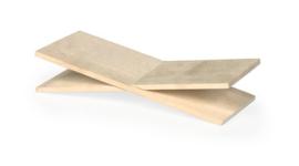 Zeepschaaltje van Zirben hout - Krippe