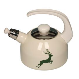 Fluitketel hert groen - 2 liter