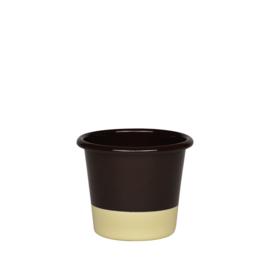 Muffinvorm choco & vanille - hoog 8 cm