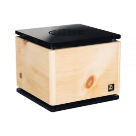 Luchtreiniger ZirbenLüfter® Cube rond natuursteen