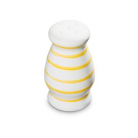 Zoutstrooier buikig - Geflammt geel