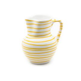 Kan Weense vorm Geflammt geel - 1,5 l