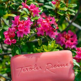 Almrose zeep - symbool voor romantiek