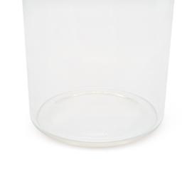 Zirben Manschgerl glazen drinkfles - 1,0 l
