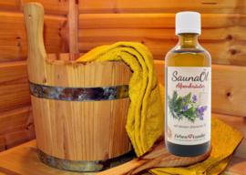 Sauna-olie Alpenkruiden - 100 ml
