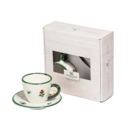 Espresso voor jou set - Alpenboemen cadeauverpakking
