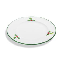 Dessertbord Winterbes - 22 cm