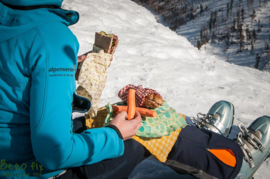 Bijenwasdoek Lunchpakket - combinatie van S + M