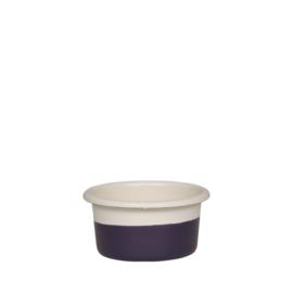 Muffinvorm room & pruim - laag 4 cm
